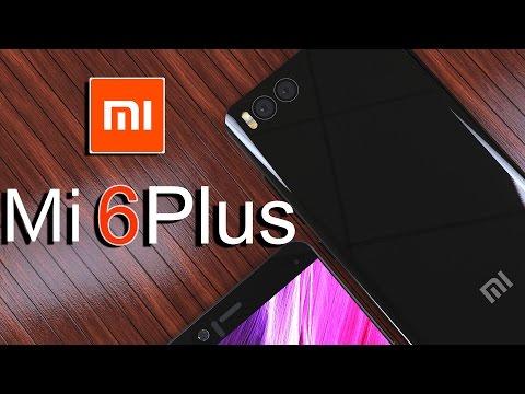 Mi 6 Plus Final Design with Waterproof Capabilities & Dual camera ,No more Rumors  !!