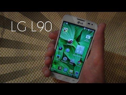 Смартфон LG L90. Плюсы и Минусы / Арстайл /