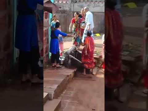 Women cat fight at water supply rajkot today