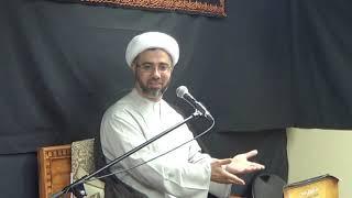 الشيخ مصطفى الموسى - المقصر في حق أهل البيت عليهم أفضل الصلاة والسلام زاهق
