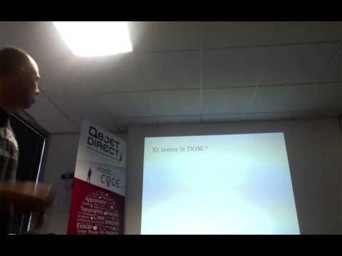 JavaScript : tests unitaires avec Jasmine