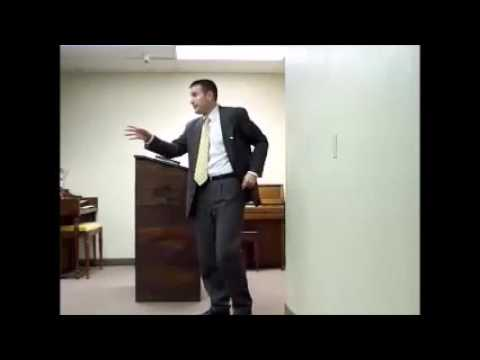 Pt 1-5 The Spirit of the Lord upon You - Stephen Anderson