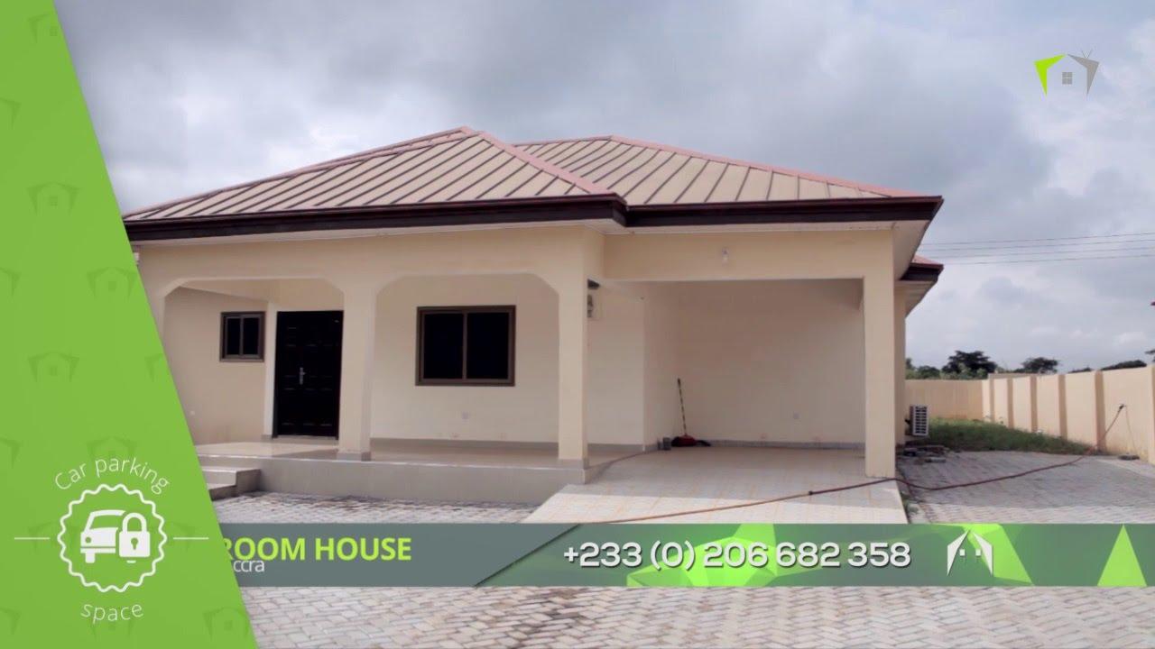 3 BEDROOM HOUSE MALEJOR ACCRA  YouTube