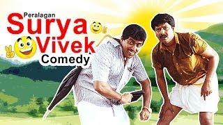 Perazhagan | Tamil Movie Comedy | Suriya | Jyothika | Vivek | Manorama | Manobala