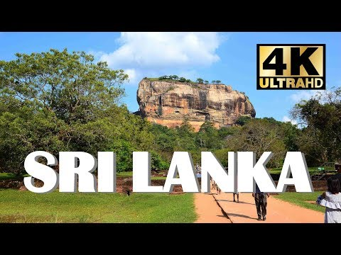Sri Lanka – wakacje. Cejlon. Places to visit in Sri Lanka – travel,  holidays. UltraHD 4K.
