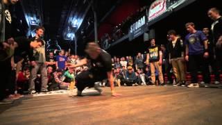 Sztewite Gang, Rockin Champ eliminations, Praha 2013