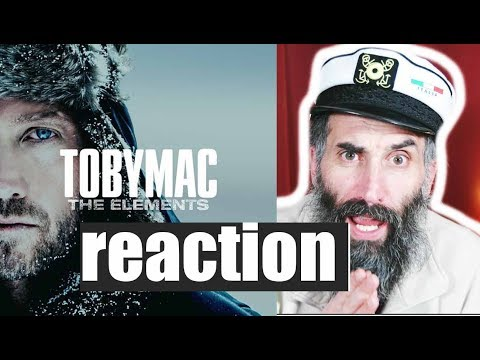 TobyMac - The Elements (Official Music Video) Reaction Analysis