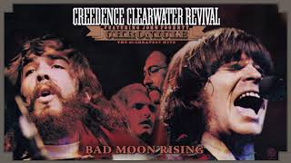 Creedence Clearwater Revival - Bad Moon Rising (Official Audio)