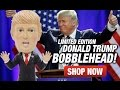 DONALD TRUMP. Must See How to Buy Bobblehead. Challenge POV.