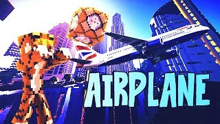 Minecraft Xbox One/MCPE/Windows 10 Working Airplane Command Block Tutorial