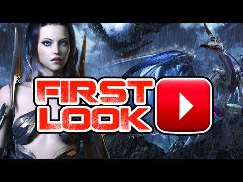 RIFT F2P Gameplay - First Look HD