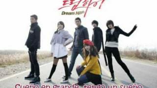 Dream High - IU, Wooyoung, Kim Soo Hyun, Eun Jung, Suzy, Taecyeon [Sub español]