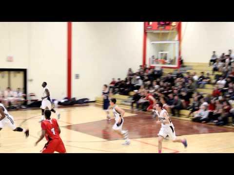 2013 Calgary High School Selects Basketball Game
