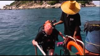 Дайвинг на острове Ко Тао и Самуи. Часть 3. Курс Open Water Diver.(Обучение дайвингу на острове Ко Тао и Самуи, Таиланд. Единственный русский дайвинг центр