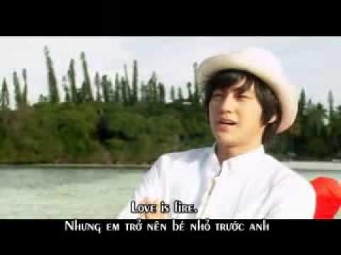 BOF MV Love Is Fire By KARA 2 (Viet Sub).flv