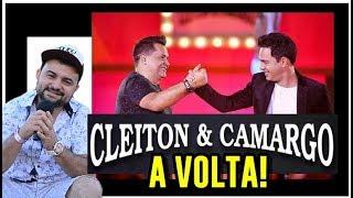 Baixar A VOLTA DE CLEITON E CAMARGO | Gravação DVD 2018