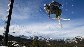 Garrett Russell + Friends | Mammoth Unbound Park Session December 2014