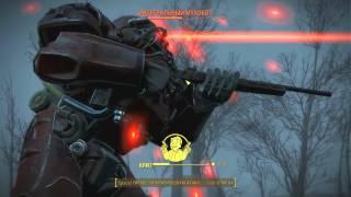 Fallout 4 Automatron-1 Механический враг Серия 52