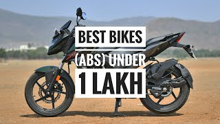 Top 5 Best Bikes (ABS) under 1 Lakh in India 2019