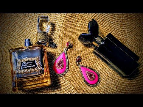 Удовые ароматы зимой (2) 🎄 Oscar de la Renta и Juicy Couture