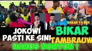 Jokowi Pasti Ke Sini Di Saat Melihat Video Ini ! Antusias Warga Pedalaman Papua Kabupaten Tambrauw