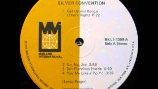 Watch Silver Convention San Francisco Hustle video