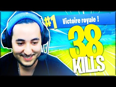 UNE SQUAD EN QUÊTE DE KILLS !!! (ft. Robi,Nameless,Akytio) ► FORTNITE