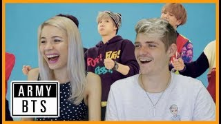 Video REACTING TO GOT7 AND BTS | Just Right and Mic Drop (Steve Aoki Remix) Reaction | Hanco and Kaytie download MP3, 3GP, MP4, WEBM, AVI, FLV Mei 2018