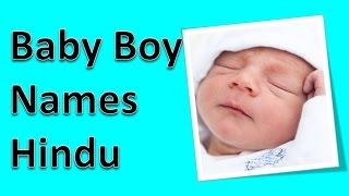 Baby Boy Names Hindu