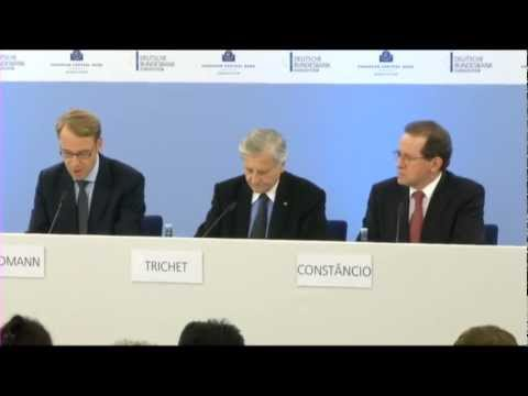 ECB Press Conference - 6 October 2011