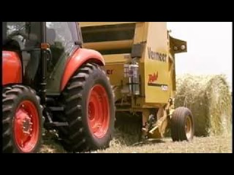Rebel 5420 and 5520 Balers | Vermeer Agriculture Equipment -2017