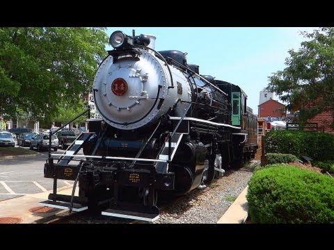 Gaithersburg Railroad Station & Museum