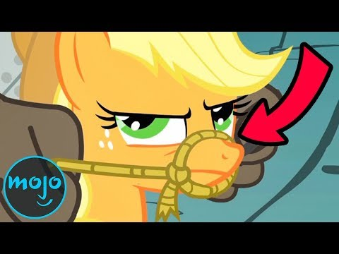 10 Dark Facts About My Little Pony That Will Ruin Your Childhood