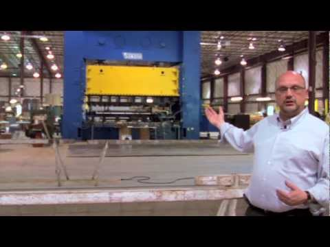 Classic Metal Roofing Factory Tour