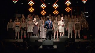 Goed/Fout Concert - What If / The Power Of Love (Kate Winslet & Céline Dion) - Muzamies (2019)