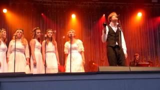 Infruset - Mando Diao feat. Linnéa Dixgård and the Dalarna choir @Dalhalla 21.07.2016