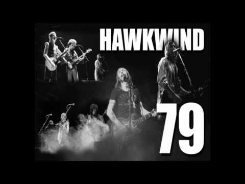 Hawkwind - New Theatre, Oxford, 23rd November, 1979