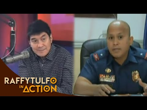 """Exclusive"" Sino Si Gen. Ronald ""Bato"" Dela Rosa? - Interview With Raffy Tulfo!"