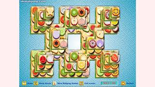How to play Fruit Mahjong X Mahjong game | Free online games | MantiGames.com