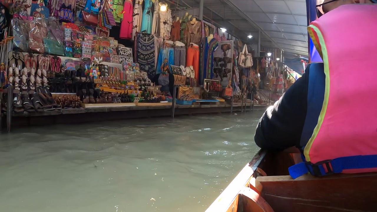 Download Damnoen Saduak Floating Market Part 2