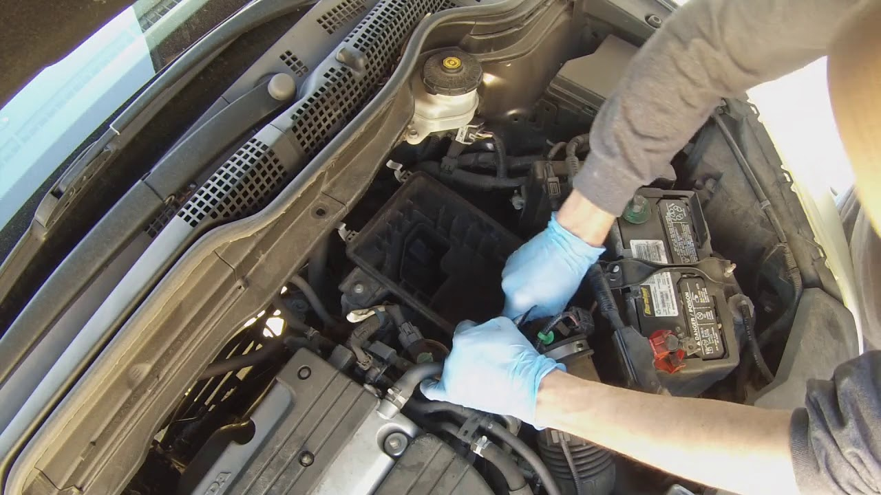 """Replacing The Transmission Pressure Sensor """"A"""" Circuit For ..."""