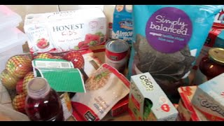 Vlogust 20th: Going Grocery Shopping With Kids!!! (august 18, 2014)