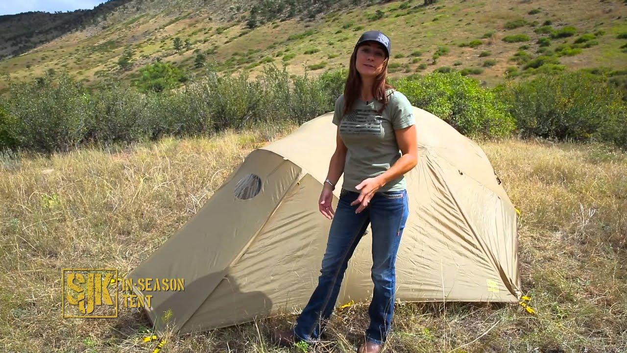 & SJK Tent: In Season 2 Person - YouTube