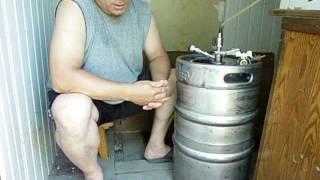 видео Хранение и укупоривание пива