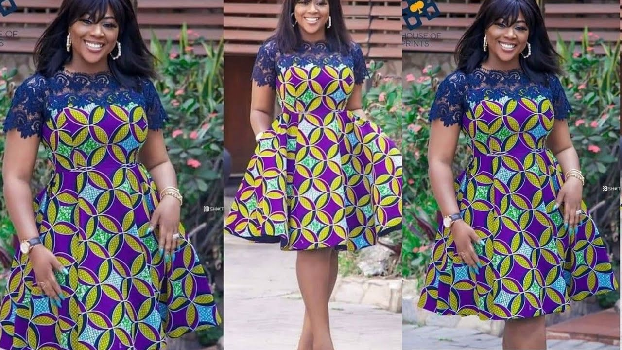 Download How to cut a simple flare/half flare gown with yoke