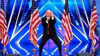 Rinkiya ke papa ft. Donald Trump | Funny dance | 2018