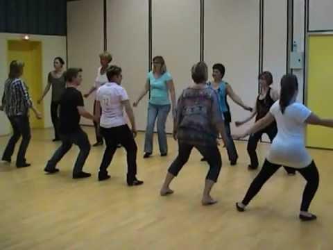 Big coconuts - line dance