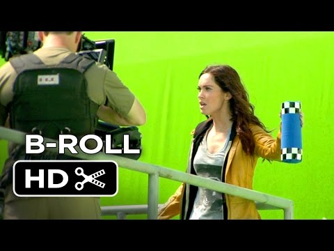 Teenage Mutant Ninja Turtles B-ROLL 1 (2014) - Live-Action Ninja Turtle Movie HD