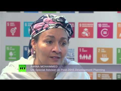 SUSTAINABLE AGENDA? Fr. Amina Mohammed, UN Special Advisor on Post-2015 Development Planning