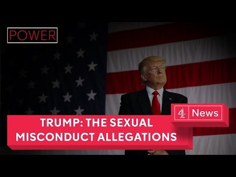 President Trump: Women explain the sexual assault and harassment allegations against him Mp3